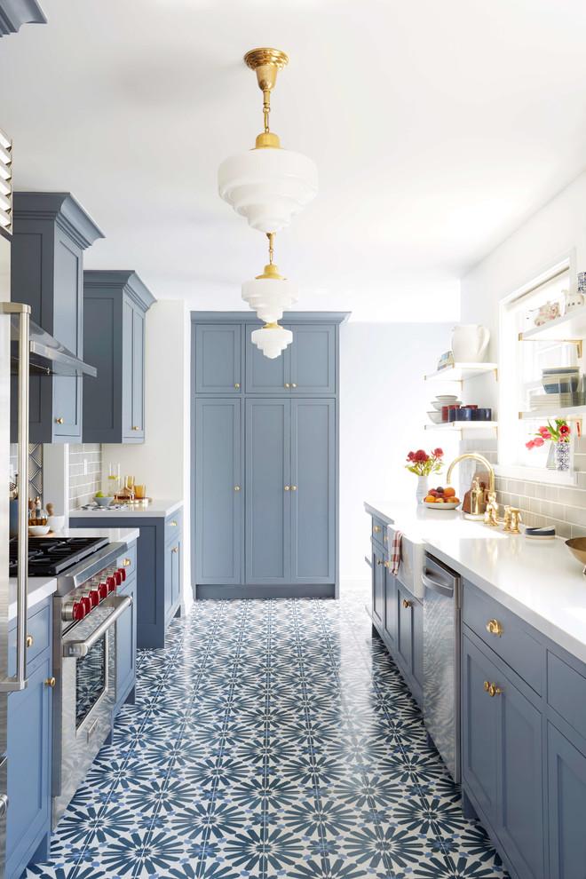 Линолеум под плитку: 50+ фото в интерьере, идеи для кухни, ванной и прихожей