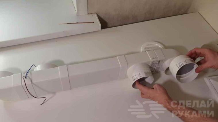 Изготовление бытового рекуператора воздуха своими руками