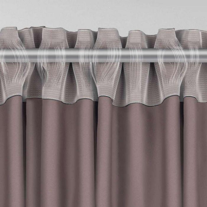 Как повесить шторы на шторной ленте на карниз, видео инструкция
