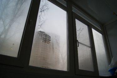 Вопрос №46 — что делать если плачут пластиковые окна?