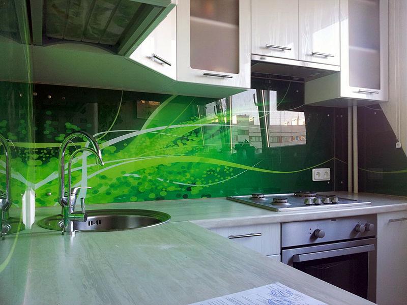 Дизайн фартука для кухни +95 фото идей