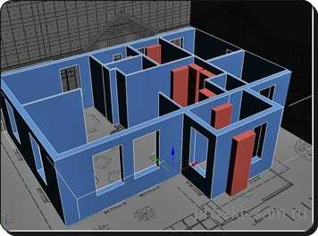 как нарисовать дизайн комнаты