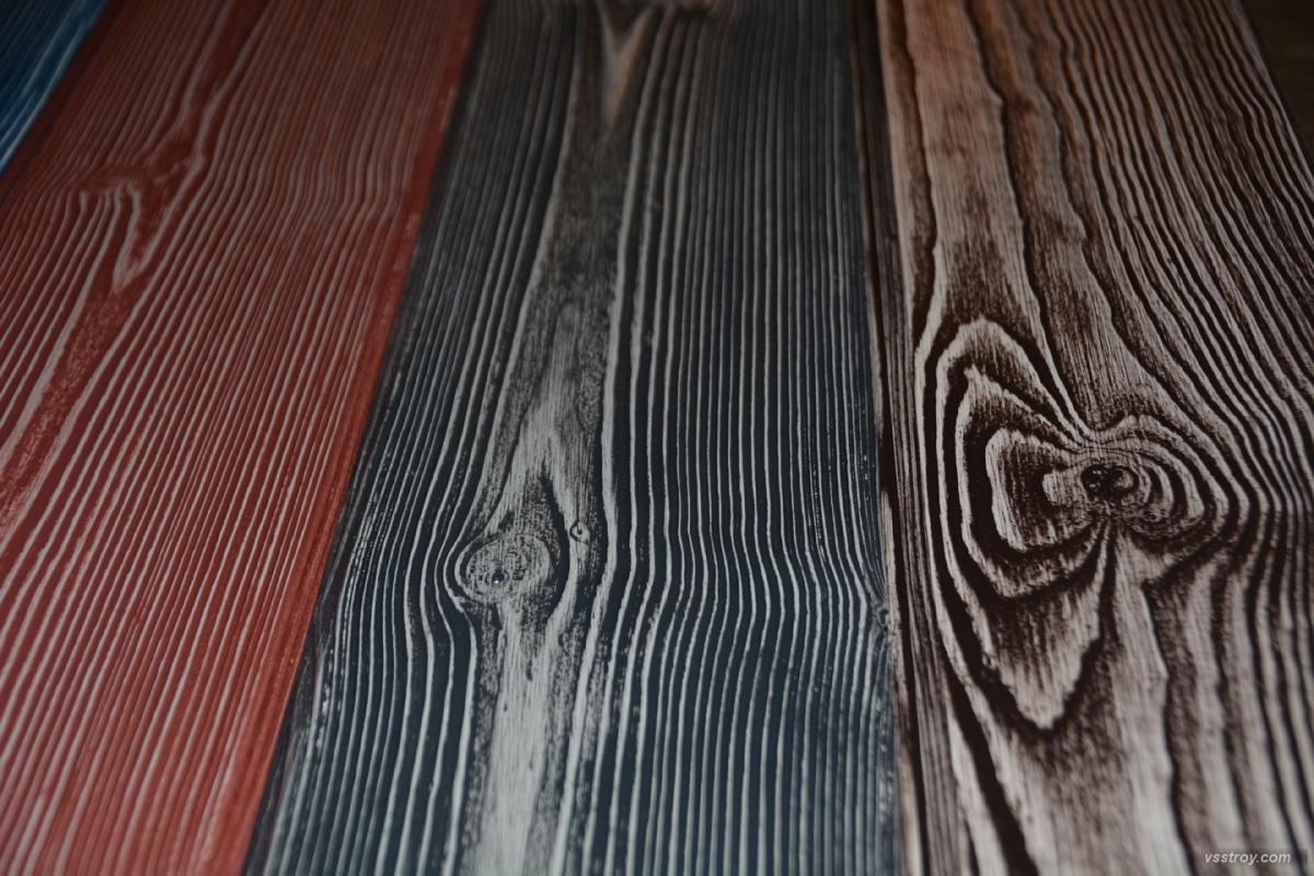 Как происходит браширование древесины, последовательность обработки