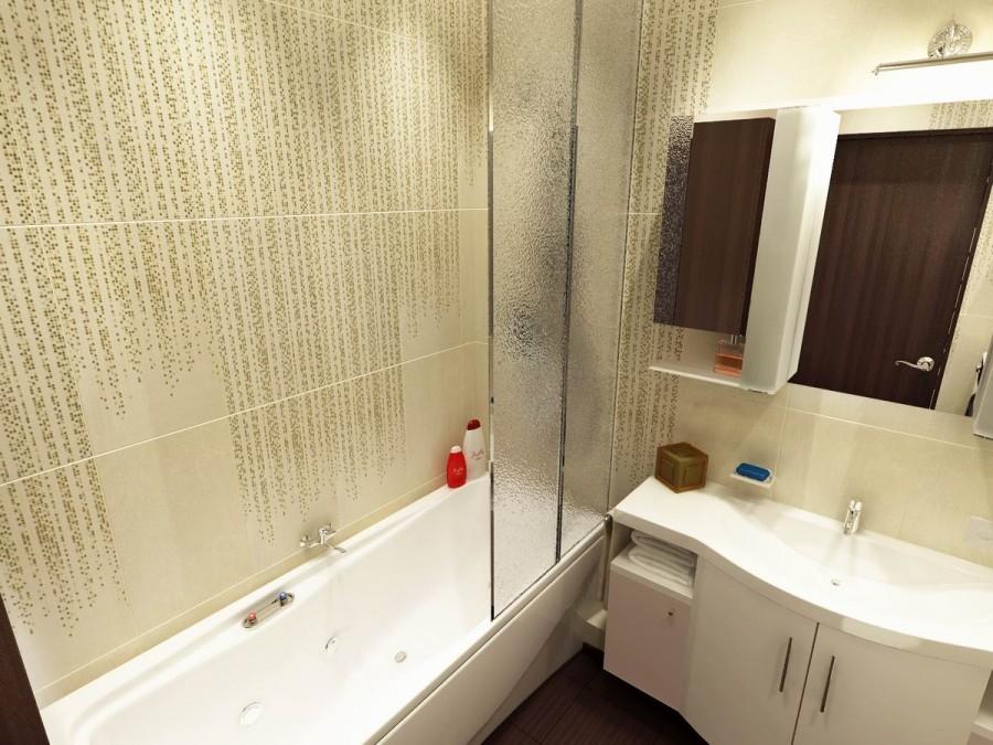 Дизайн ванной комнаты 5 кв м (фото) – варианты и идеи интерьера ванной
