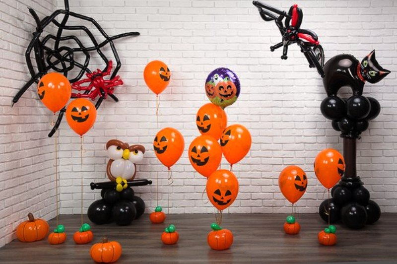 Как украсить комнату на хэллоуин своими руками легко и быстро. 3 супер идеи на 2020 год