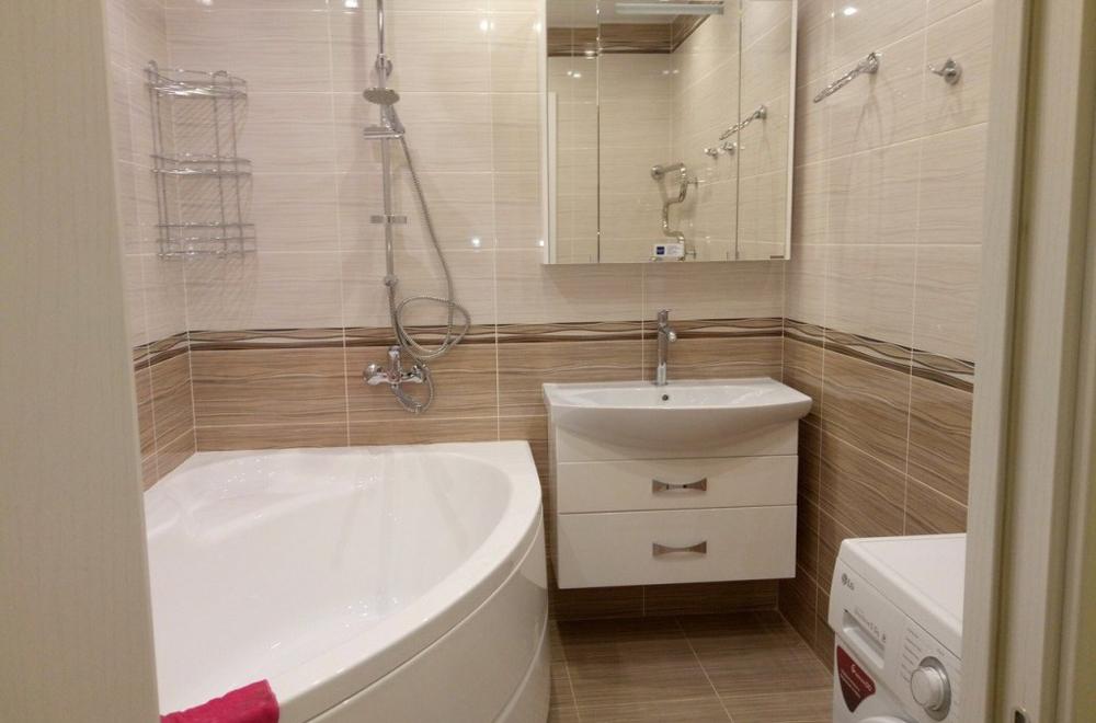 Ремонт на кухне и ванной под ключ