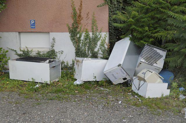 куда можно сдать старый холодильник