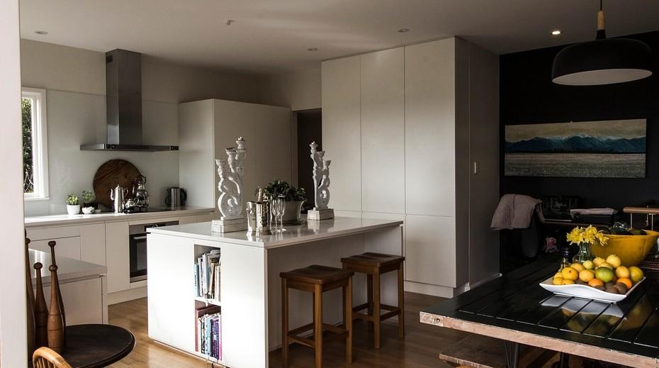 Кухонный гарнитур: 75 фото дизайн проектов в различных цветах