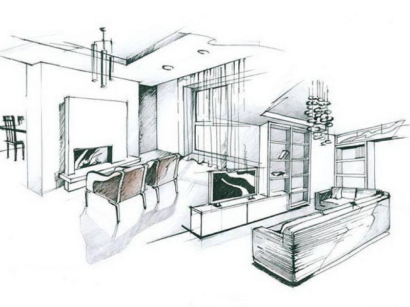 эргономика гостиной