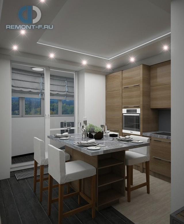 Дизайн кухни с балконом (62 фото): оригинальные решения интерьера кухни с выходом на лоджию. планировка кухни с балконной дверью