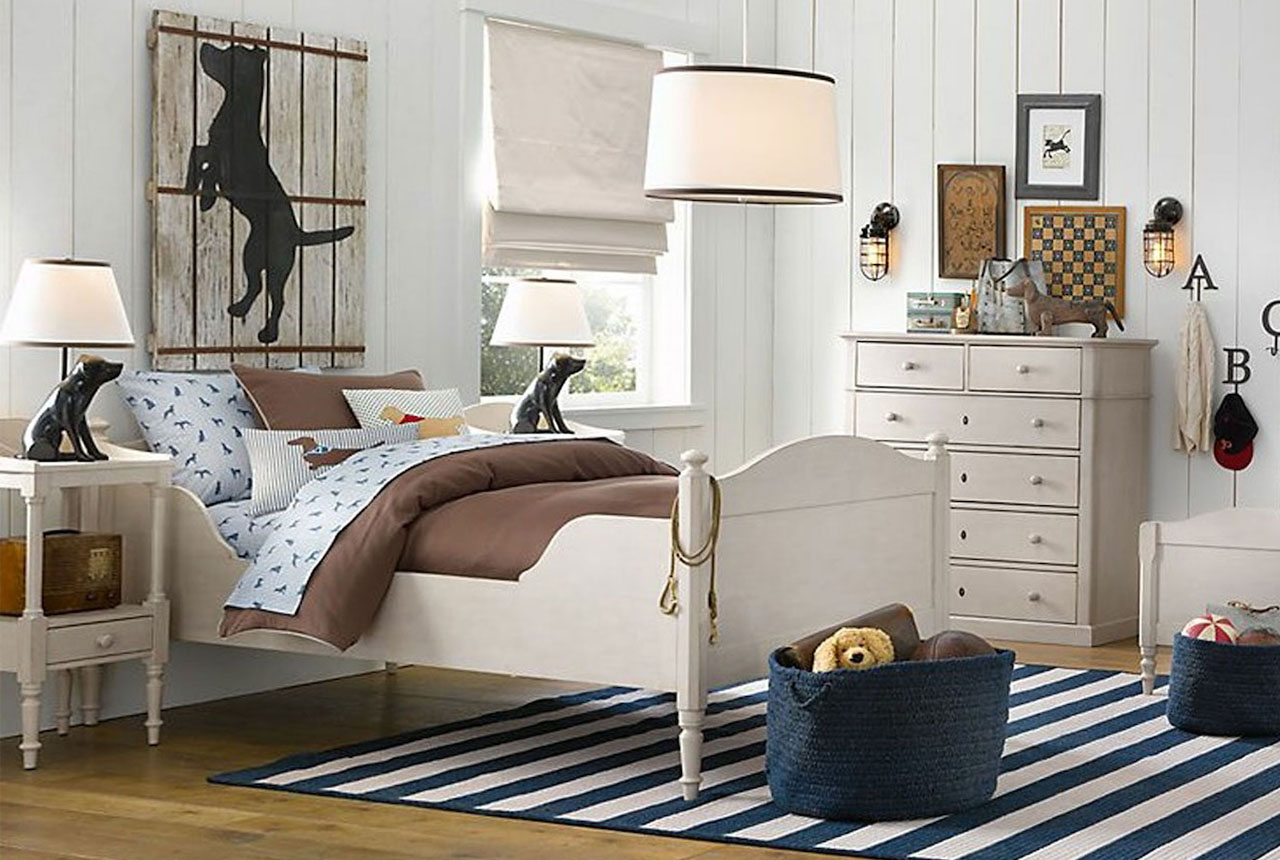красивые спальни в современном стиле