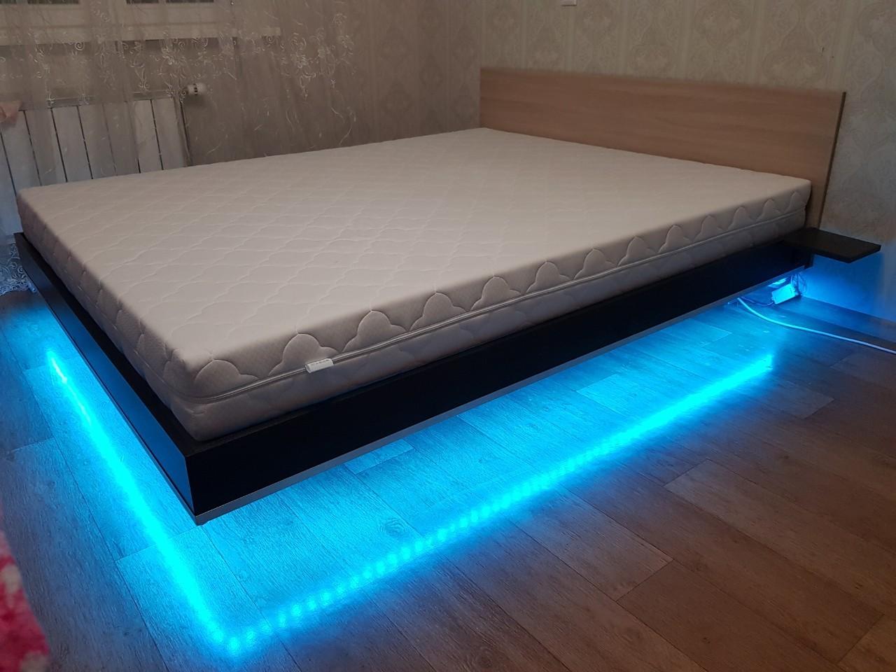 летающая кровать