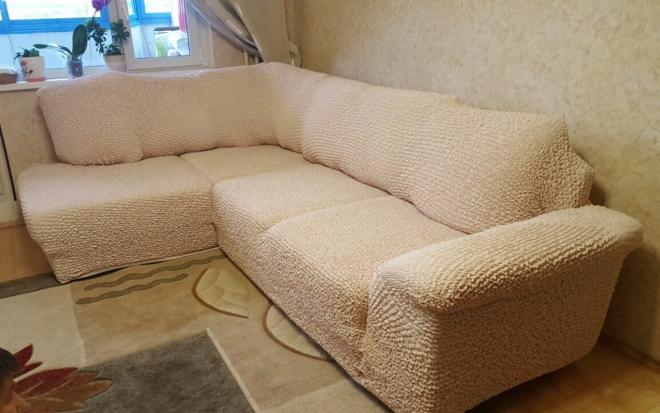 Покрывала на угловой диван: виды и особенности угловых покрывал, где купить, цены