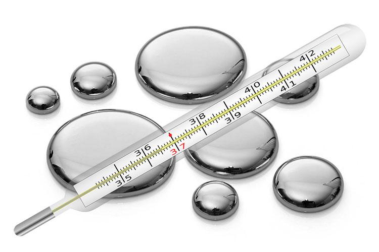 Отравление ртутью из градусника - симптомы, последствия