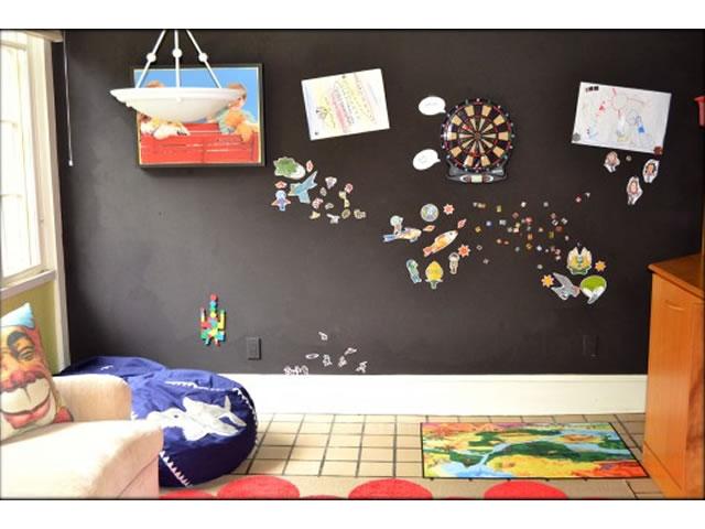 Грифельная краска: как сделать своими руками и покрасить доску