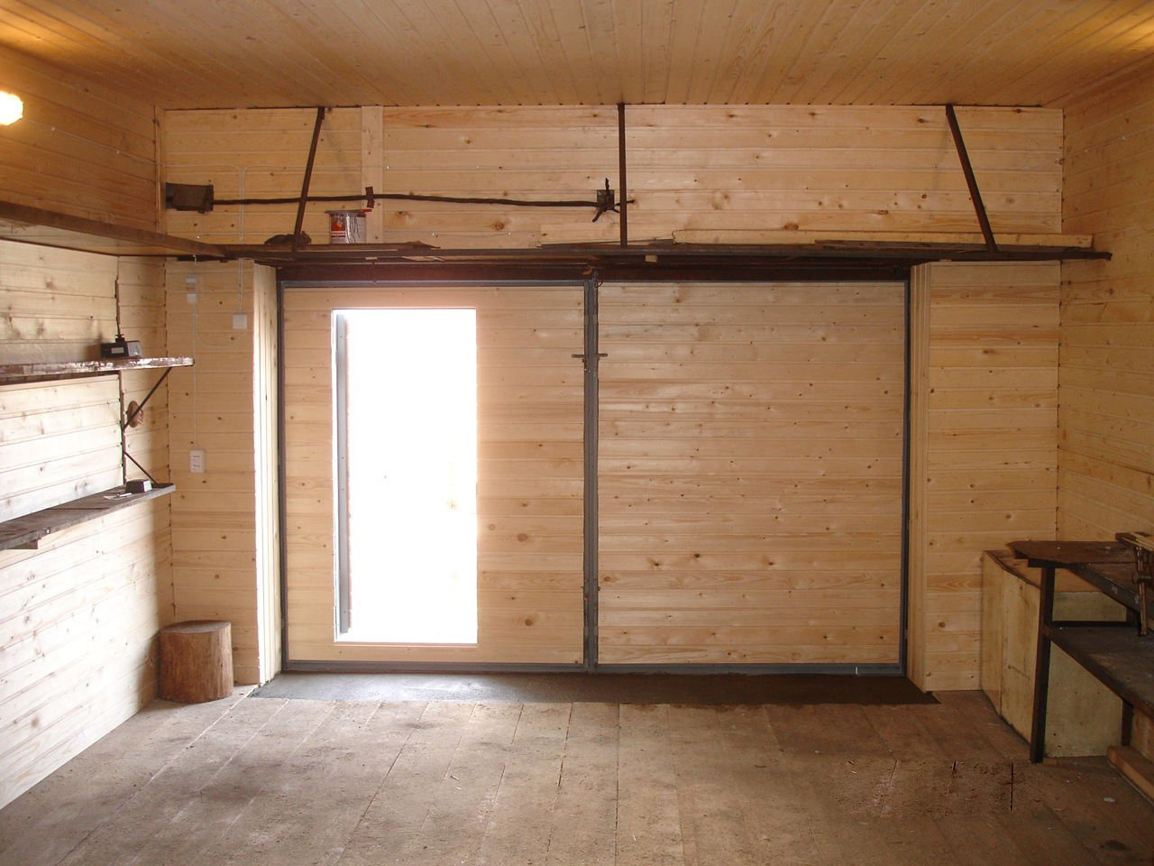 Чем утеплить металлический гараж— материалы для наружной ивнутренней теплоизоляции