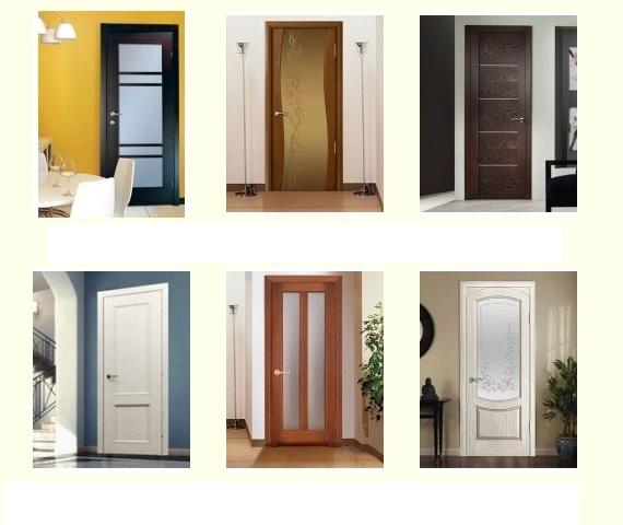 Темные двери в интерьере +75 фото идей