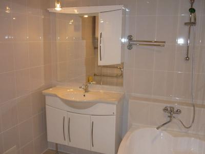 Ремонт ванной комнаты под ключ в москве по доступно цене