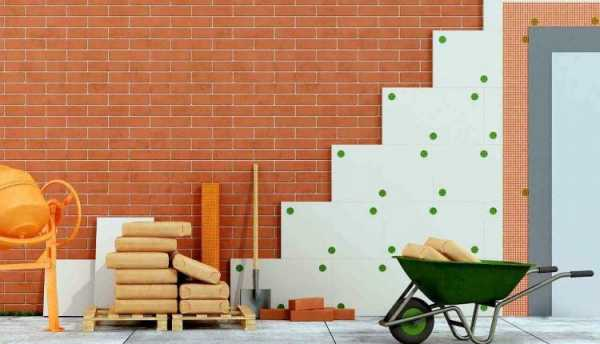 Как утеплить стены пенопластом изнутри – особенности и тонкости процесса