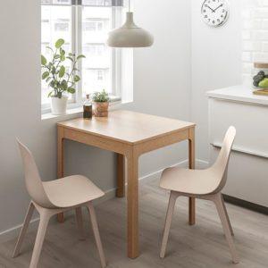 икеа круглый стол для кухни
