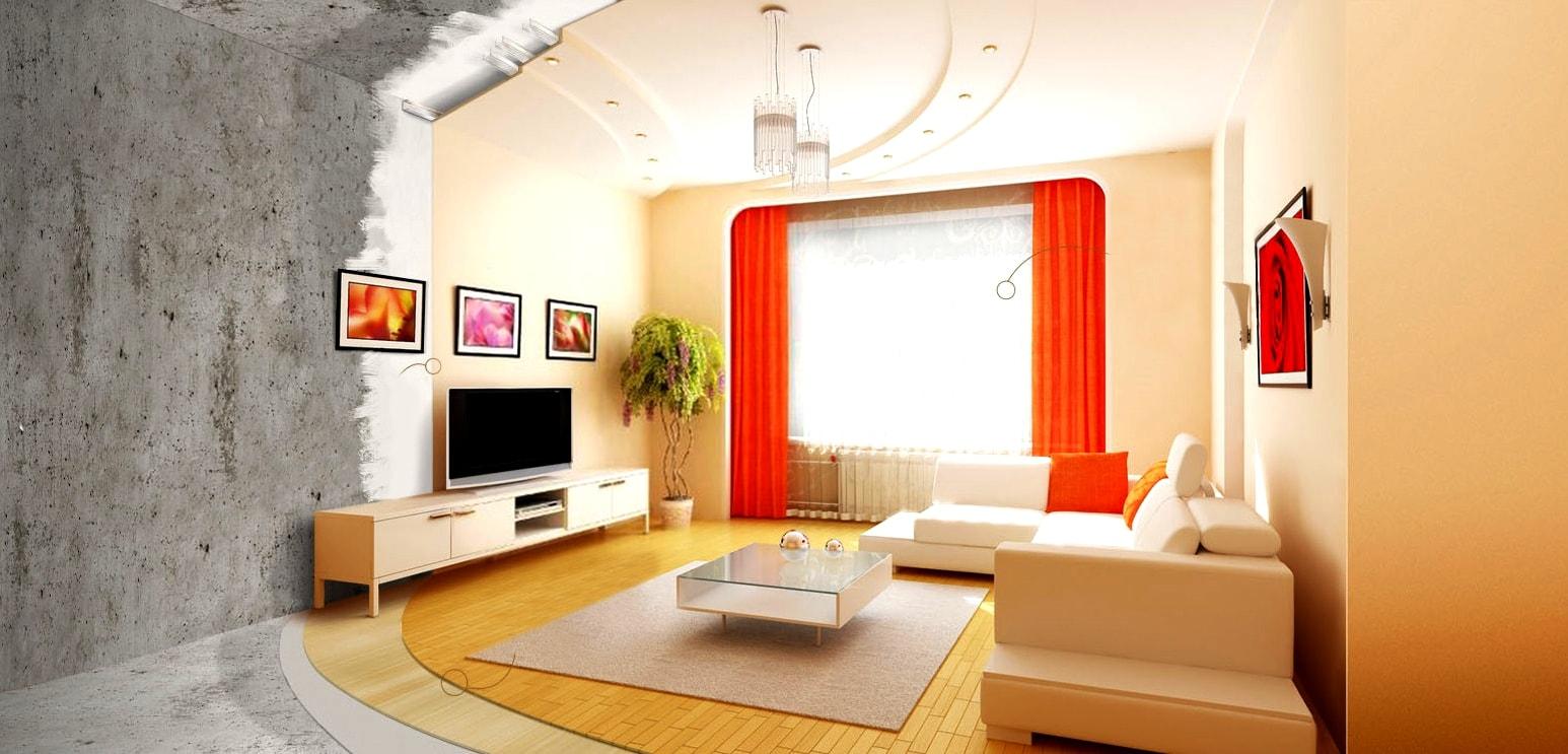 Интерьер гостиной - 100 фото идей дизайна гостиной