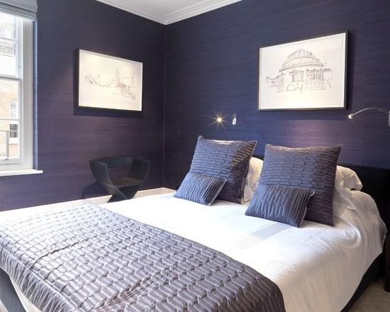 Цвет стен в спальне — выбор, сочетания