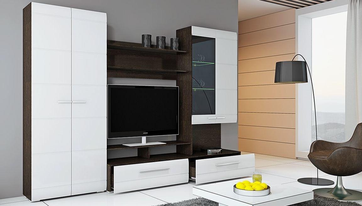 Современные стенки в гостиную фото 2015 - 2016 года: выбираем оптимальный вариант » интер-ер.ру