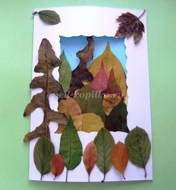 Поделки из листьев деревьев своими руками: красивые мастер-классы на тему осень с фото и видео