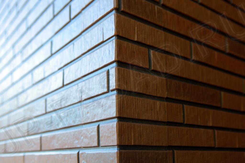 Фиброцементные панели под кирпич для наружной отделки дома