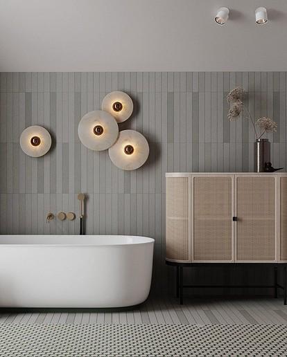 Ванная комната в стиле лофт: уют промышленного интерьера