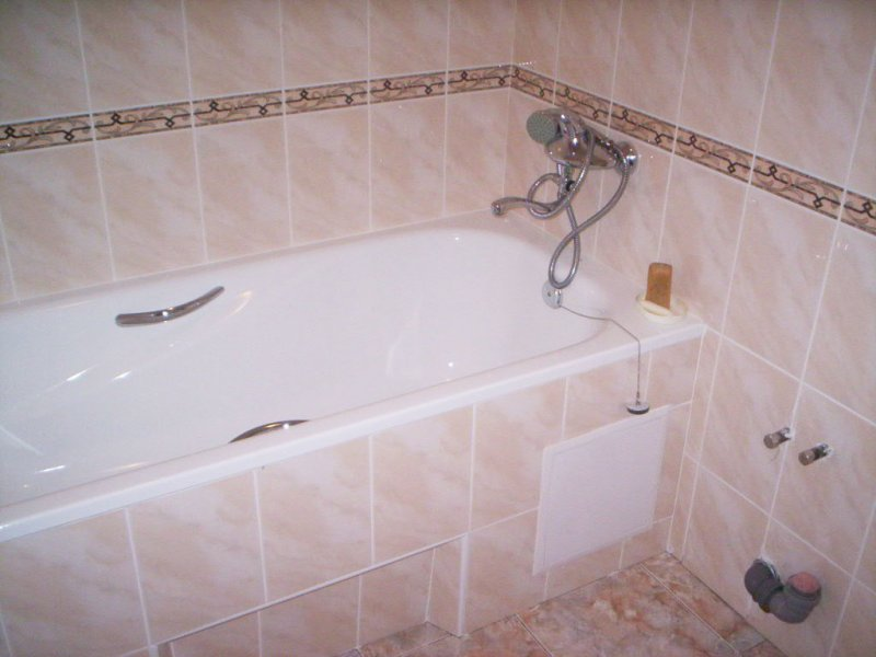 Как помыться в ванной - wikihow