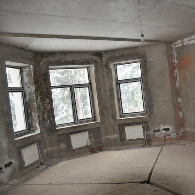 Пошаговая инструкция ремонта квартиры: перечень работ