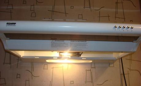 кухонные вытяжки без подключения к вентиляции