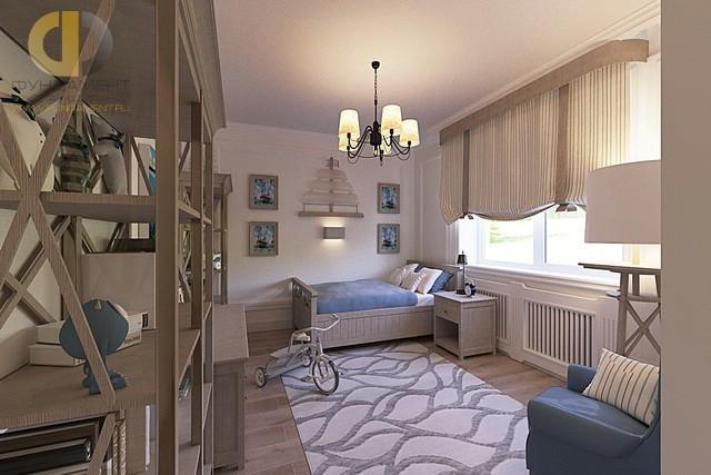 картинка комната с мебелью для детей