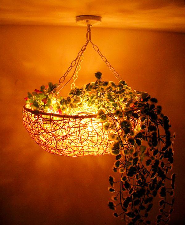 Необычные люстры (43 фото): оригинальные потолочные подвесные светильники