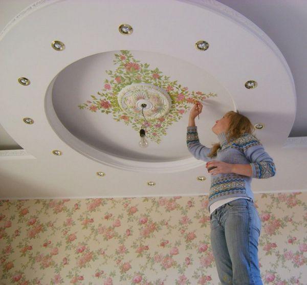 Варианты отделки потолка и их ключевые особенности
