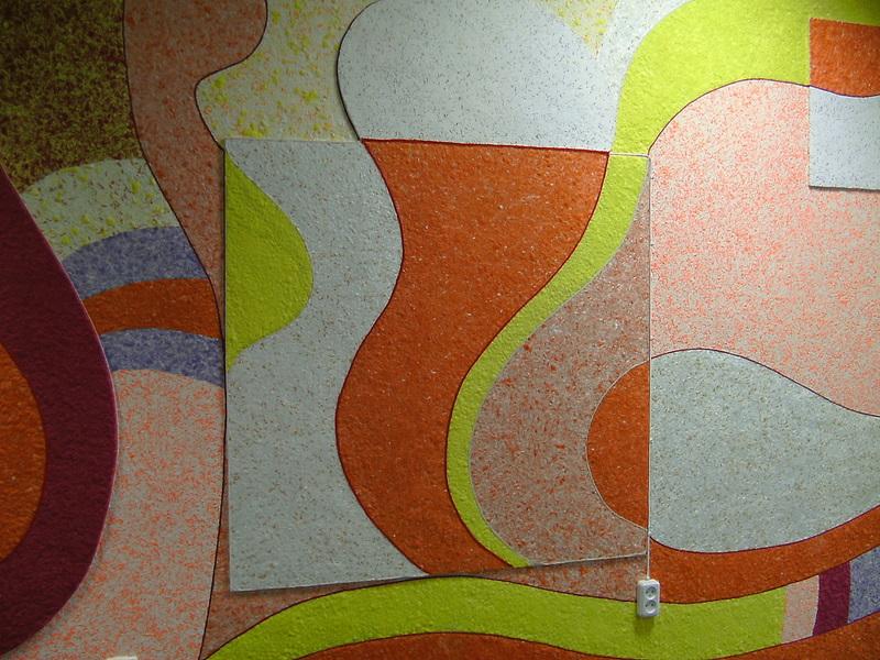 5 преимуществ жидких обоев: особенности материала для декора стен