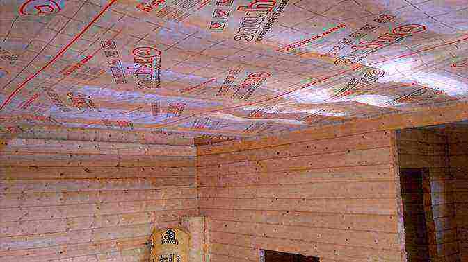 Как устроить ветрозащиту для крыши и стен