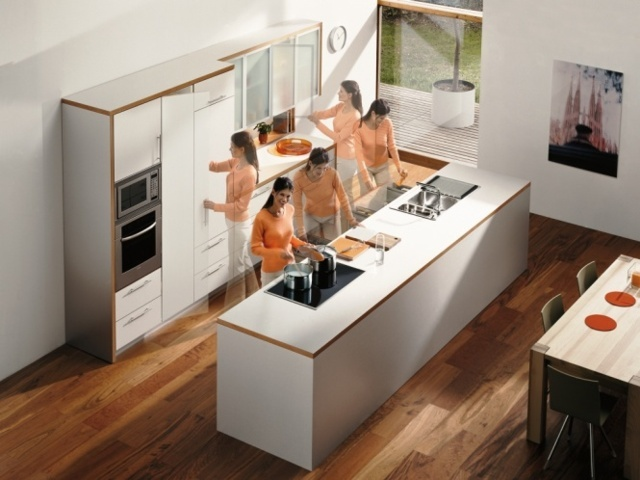 Планировка кухни: лучшие варианты с планами и 43 фото идеи