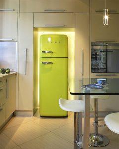 как подключить холодильник