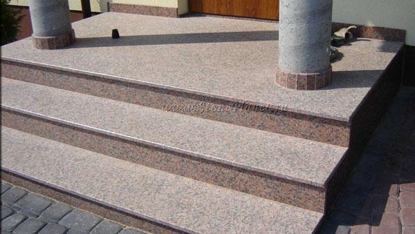 Керамогранит для лестничных ступеней - всё о лестницах