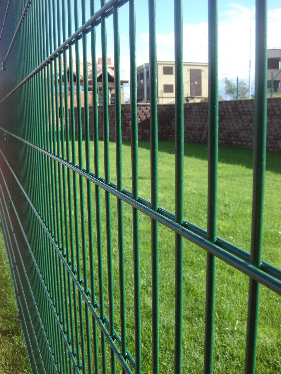3d забор
