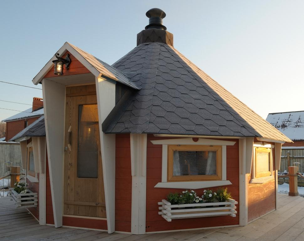 Проекты летней кухни на даче с барбекю мангалом – интересные идеи, фото