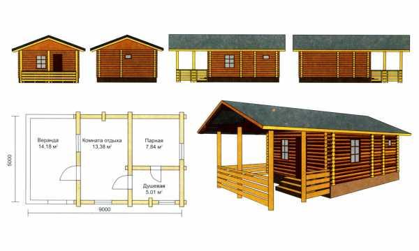 Оформление веранды в загородном доме - разъясняем в общих чертах