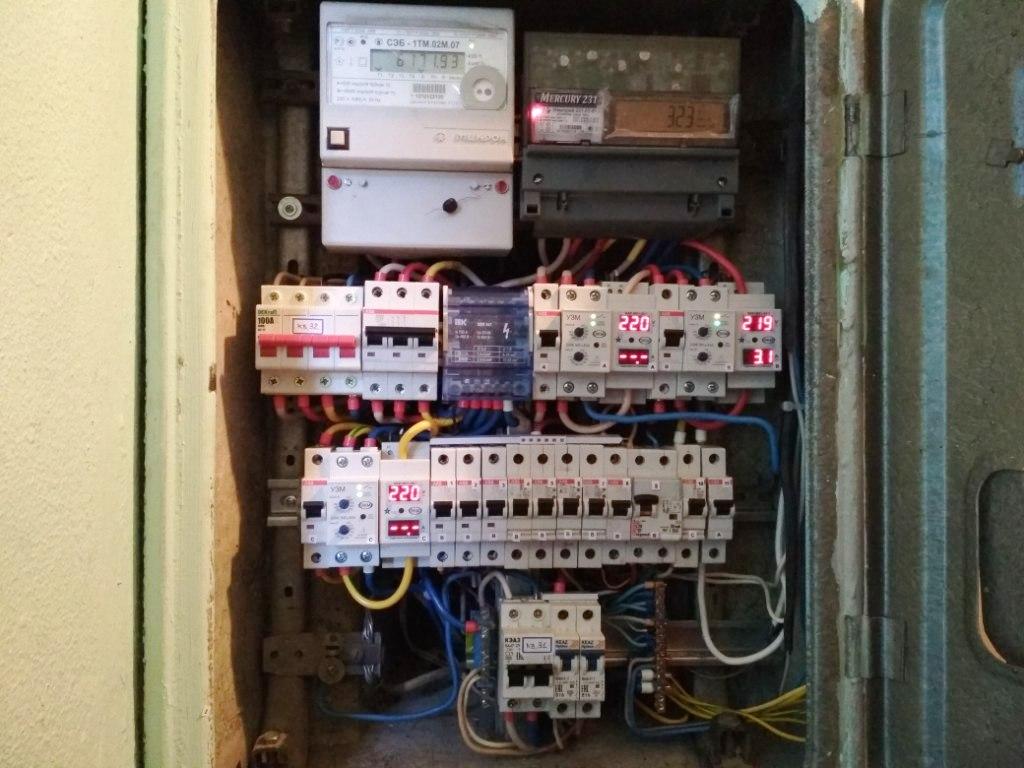 Замена автоматического выключателя - всё о электрике
