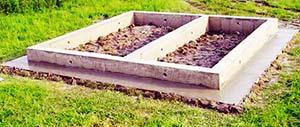 Какой фундамент лучше сделать под сарай