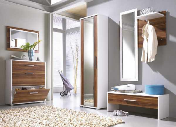 Мебель для прихожей в современном стиле: разновидности, бренды, выбор, примеры