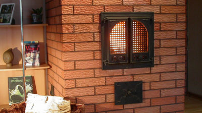 Чем покрасить печь из кирпича термостойкий лак, краска и побелка