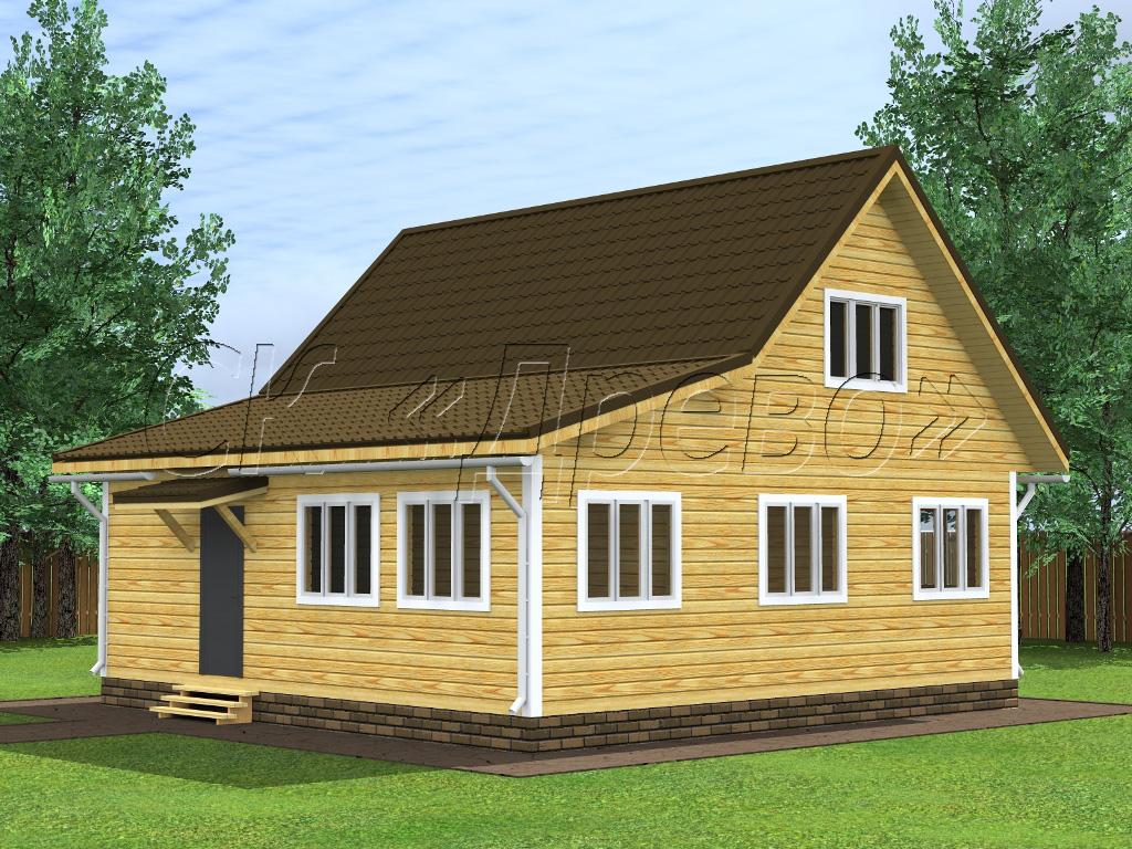 Проекты домов 10 на 12: готовые и типовые. каталог планировок и чертежей