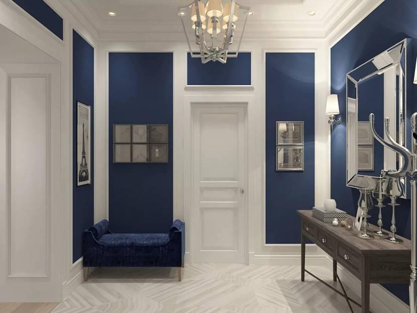 Интерьер холла в доме – многообразие стилей